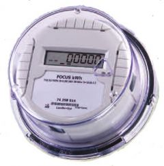 Focus kWh Meter 120V