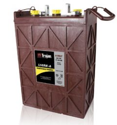 Trojan L16RE-A 325 AH Deep Cycle Battery