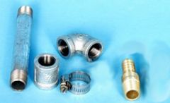 Sun Pumps SDS-Q Series Fitting Kit  3/4""