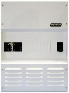 Magnum Panel for Two MS-PAE Inverters - 175A DC, Dual 30A AC