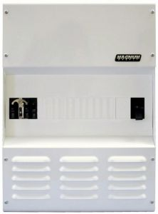 Magnum Panel for Two MS4024 Inverters - 250A DC, Single 60A AC