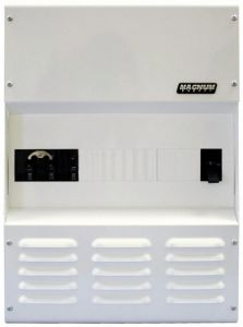 Magnum Panel for Three MS-PAE Inverters - 175A DC, Dual 30A AC