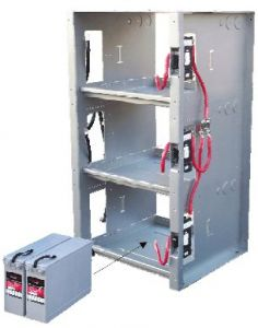 Outback Power IBR-3-48-175 Integrated Battery Rack System