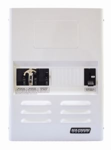Magnum Mini Panel For Single Inverter - 175 Amp DC, Single 60 Amp AC