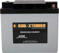 Sun Xtender PVX-1380T AGM Sealed Battery