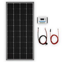 Xantrex Solar 780-0160-01 160 Watt Rigid Solar Panel Charging Kit