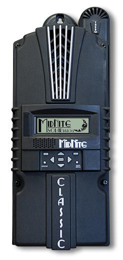 MidNite Solar Classic 150-SL MPPT PV Charge Controller