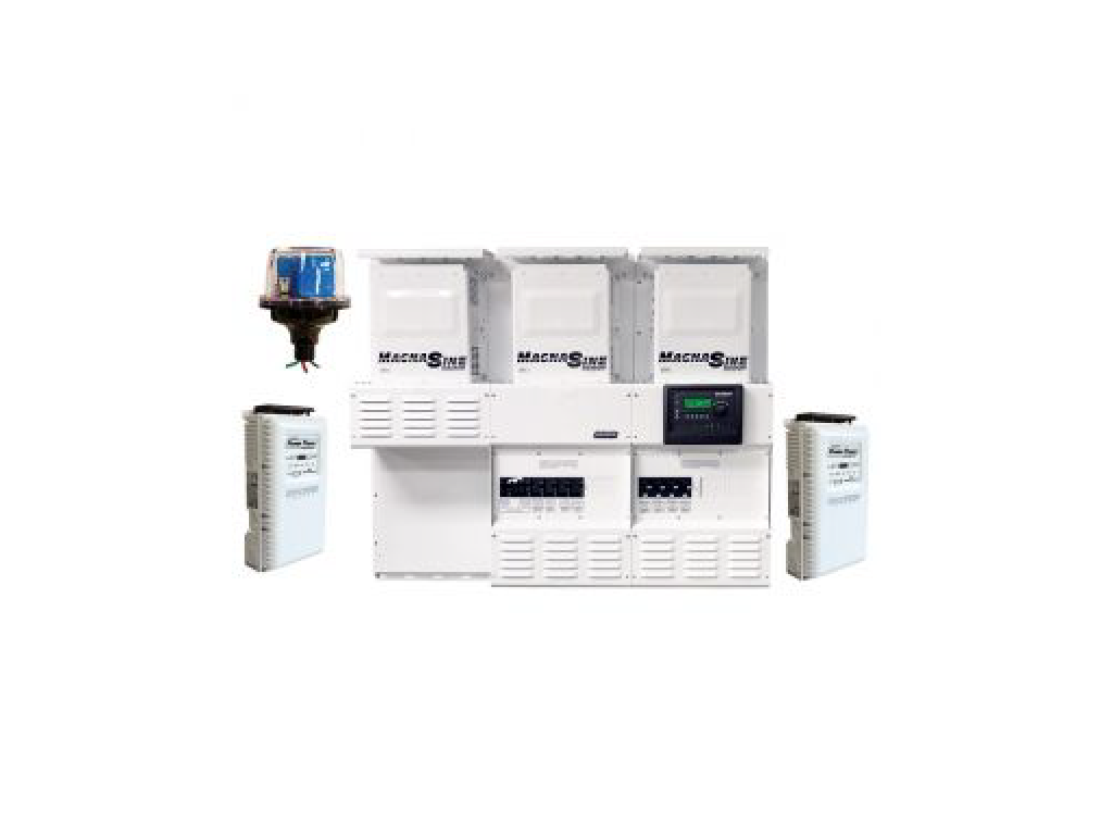 Preassembled & Tested Inverter Systems