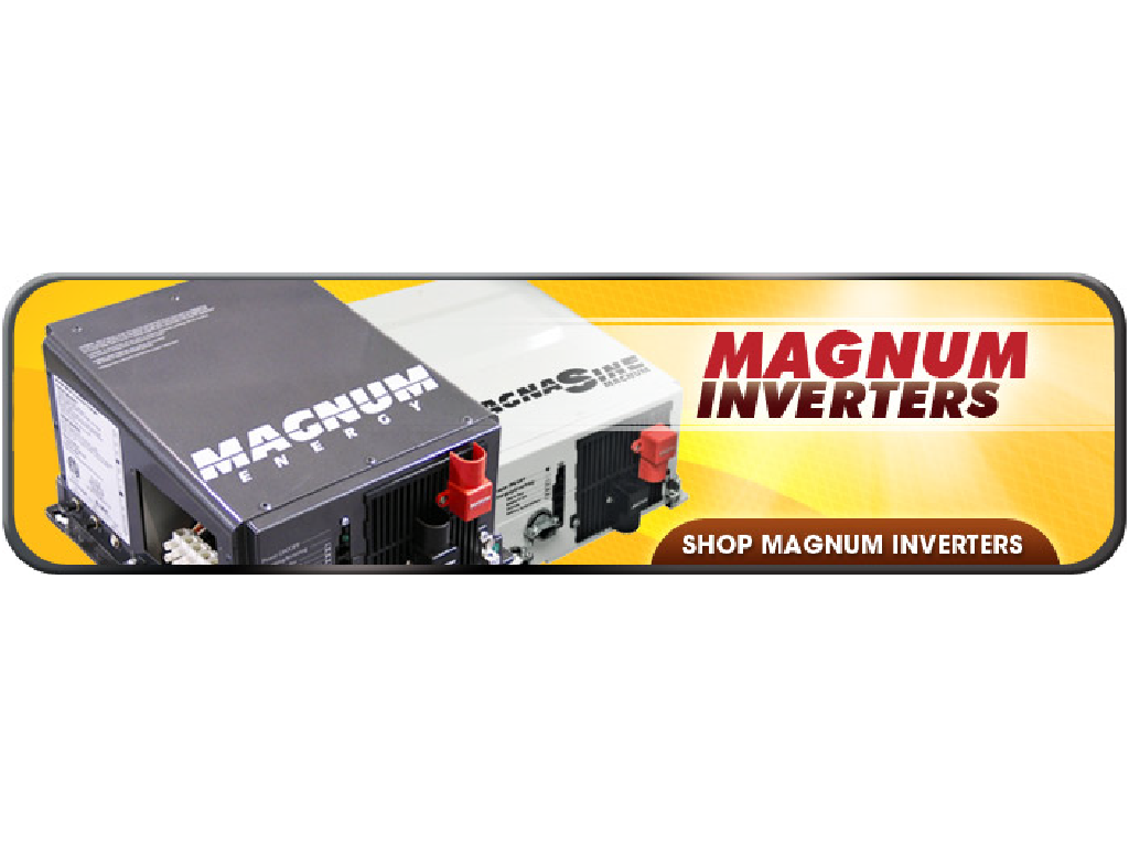 Magnum Energy Inverters & Accessories