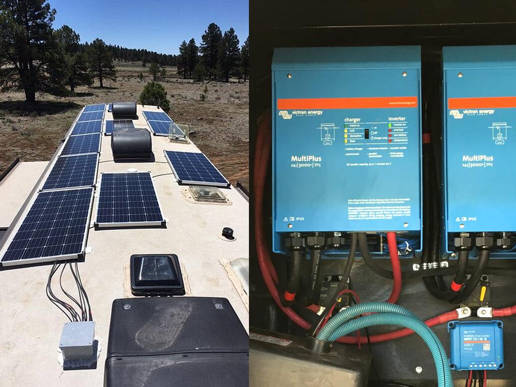 Solar Power for RV Boondocking