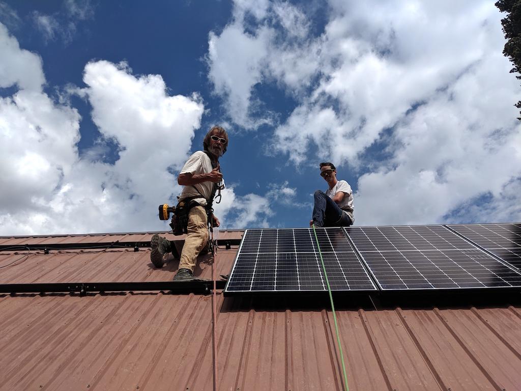 Dc Motor Runs Off Of Calculator Solar Cell In Dim Light