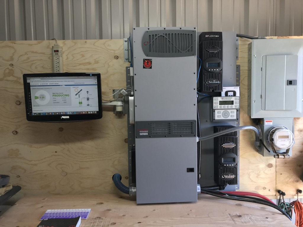 Outback FLEXpower FPR-8048A-01 Inverter